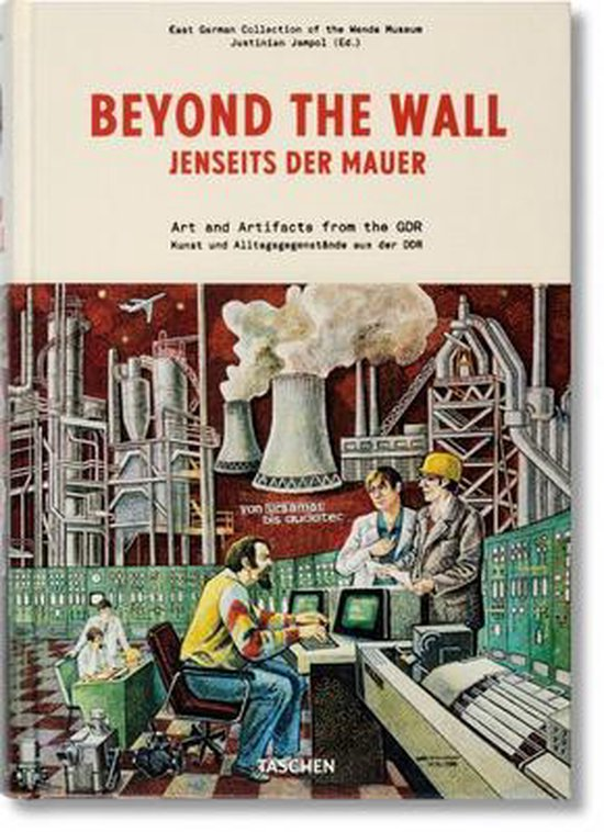Boek cover Beyond the Wall. Art and Artifacts from the GDR van Justinian Jampol