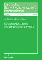 Kulturalitaet Der Sprache Und Sprachlichkeit Der Kultur