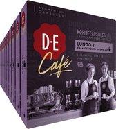Douwe Egberts D.E Café Lungo 8 Koffiecups - 10 x 20 cups - 200 koffiecups