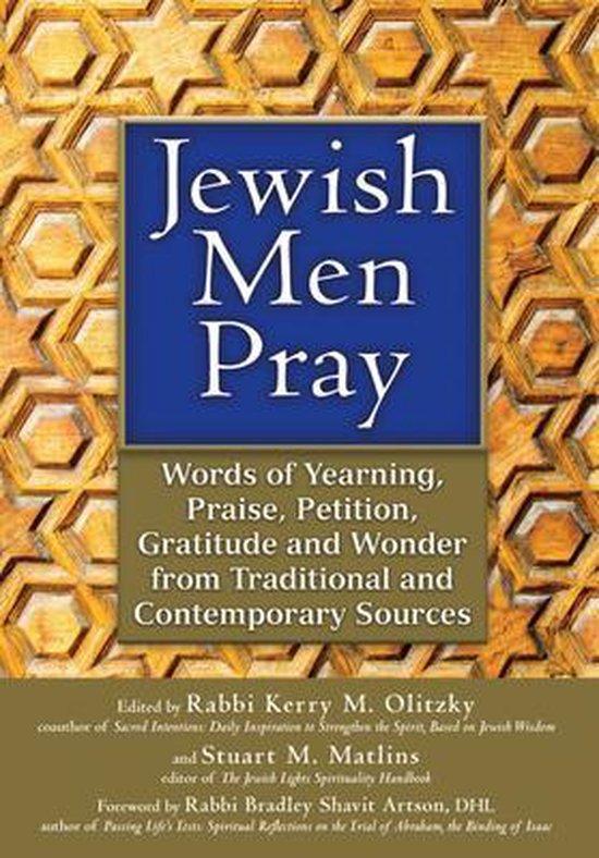 Boek cover Jewish Men Pray van Daniel S. Alexander (Hardcover)