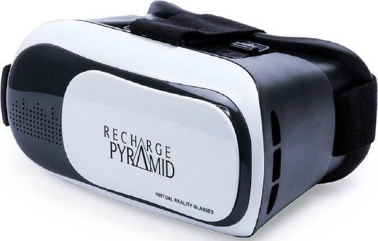 VR relax bril - Recharge Pyramid