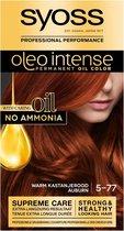 Bol.com-SYOSS Color Oleo Intense 5-77 Warm Kastanjerood haarverf - 1 stuk-aanbieding