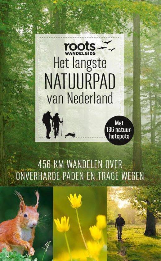 Boek cover Roots wandelgids 4 - Het langste natuurpad van Nederland van Paul BÖHre (Paperback)