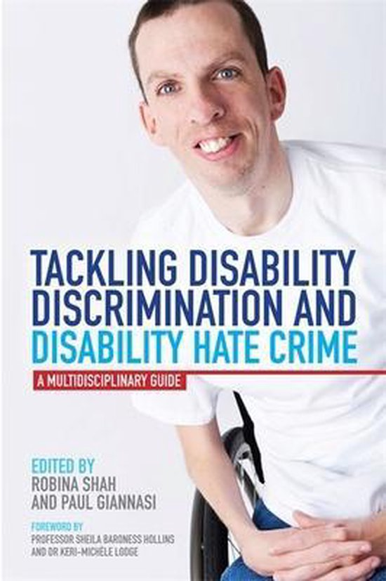 Boek cover Tackling Disability Discrimination and Disability Hate Crime van Jemma Tyson (Paperback)