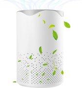4. Luchtreiniger - Air Purifier - Mini Luchtreiniger met Ionisator / Actieve Koolstof - Vervangbaar HEPA Filter - UV lamp