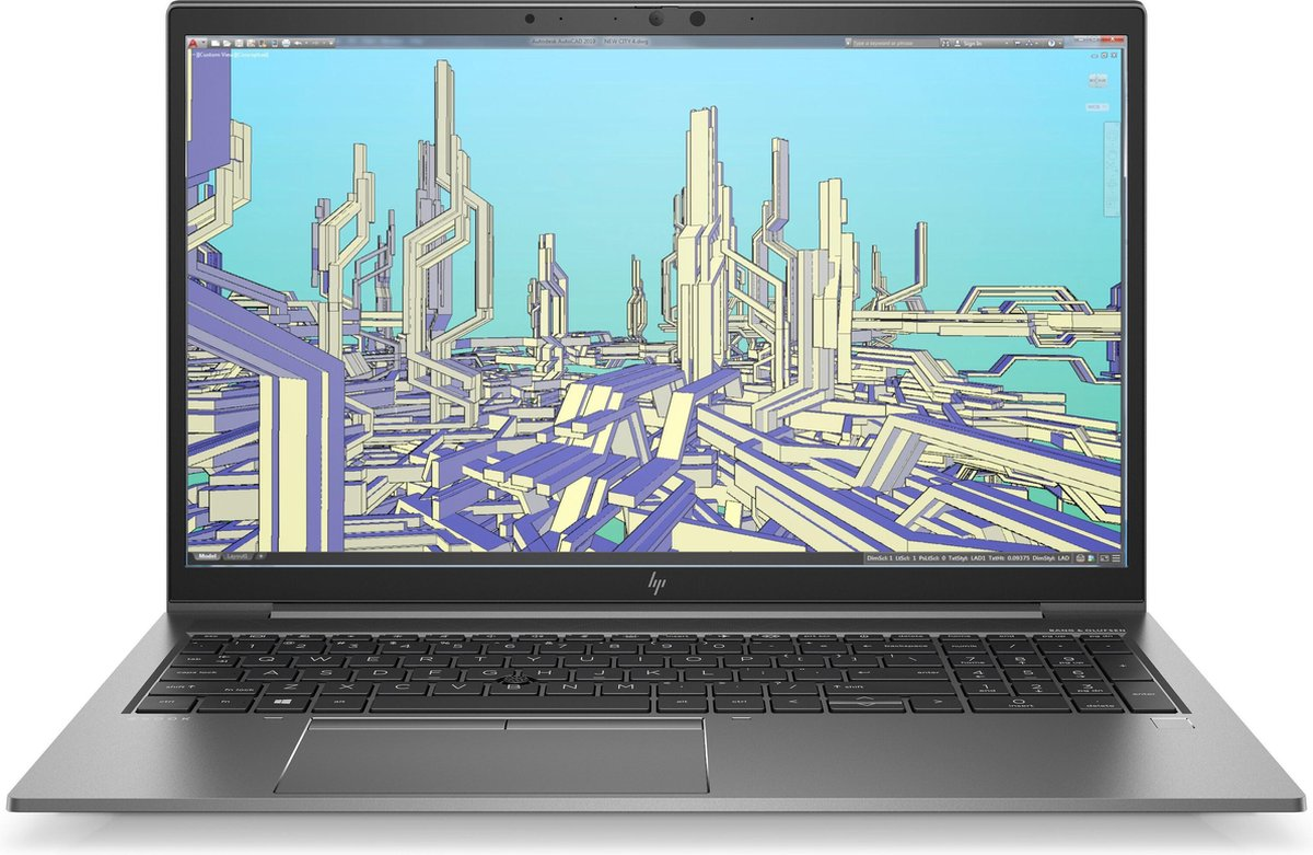 HP Zbook Firefly 15u G8 i7-1165G7 / 16GB / 512GB SSD / T500 Graphics
