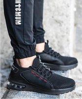 Werkschoenen Dames / Heren - Veiligheidsschoenen Dames - Veiligheidsschoenen Heren - Veiligheidsschoenen Sneakers - Unisex -Sportief - Lichtgewicht - Maat 43