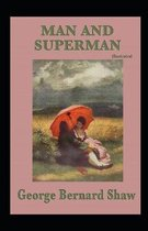 Man And Superman Illustrated