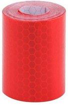 Markeringstape | Tape | Waarschuwingstape | Vloermarkeringstape | Reflecterende sticker | Reflectie tape | Reflecterende tape | Signalisatietape | Rood | Able & Borret
