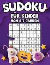 Sudoku fur Kinder von 5-7 Jahren