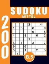 Sudoku Erwachsene Mittel Band 5