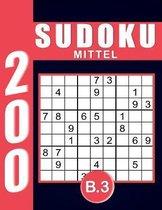 Sudoku Erwachsene Mittel Band 3