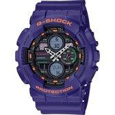 Casio G-Shock GA-140-6AER Heren Horloge - 50 mm