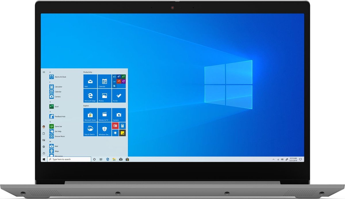 Lenovo IdeaPad 3 81WF004EMB - Laptop - 17.3 inch - Azerty