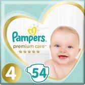 Pampers Premium Care Protection Maat 4 - 54stuks