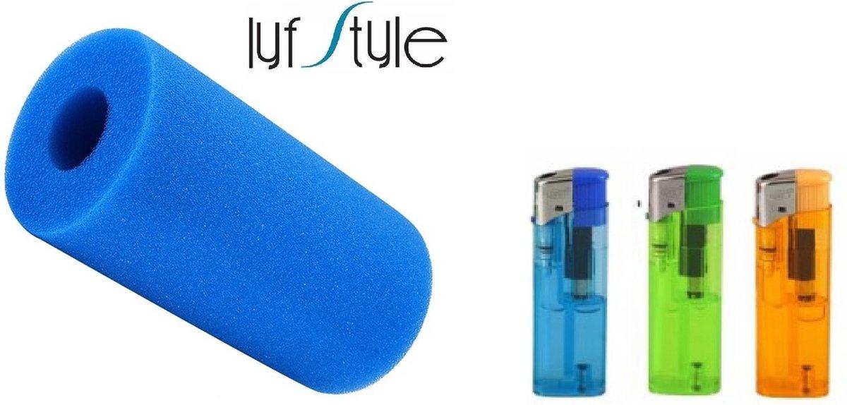 Intex Zwembad Filter Type A / III - Herbruikbaar en Uitwasbaar - Voor Intex / Bestway Zwembaden + Serviceboek & 1 BBQ Matje! (Actie!)