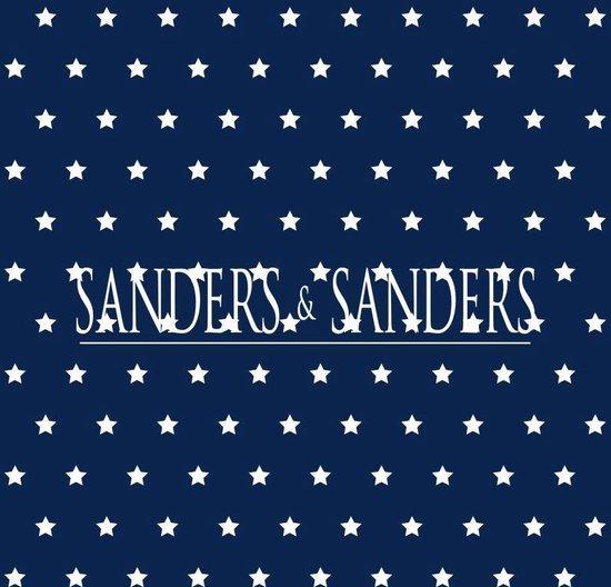 Sanders & Sanders HD vliesbehang sterren marineblauw - ESTAHome