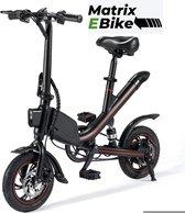 OUXI™ Elektrische Fiets - E BIKE - Fiets - City Bike - Stad Fiets - Bike - Fietsen - eBike - Trapondersteuning -