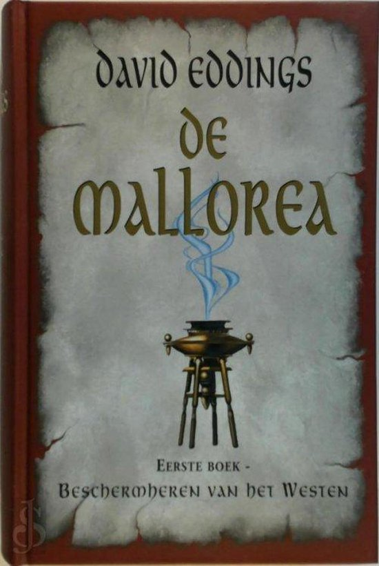 Cover van het boek 'De Mallorea / 1 Beschermheren van het Westen' van David Eddings