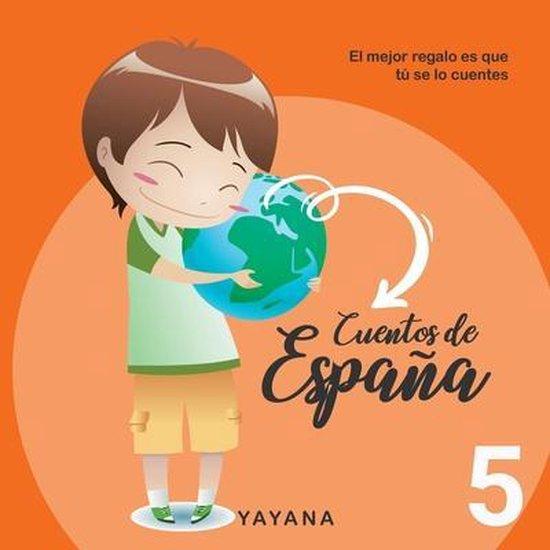 Cuentos de Espana 5.