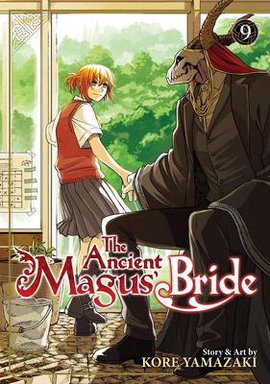 bol.com | The Ancient Magus' Bride Vol. 9, Kore Yamazaki | 9781626928015 |  Boeken