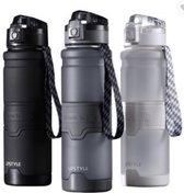 UP STYLE Drinkfles - Bidon - Waterfles - 1000 ML - Wit