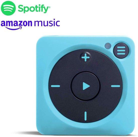 Spotify Music Player Bluetooth Walkman Mighty Vibe © - Beluister je Playlist Zonder Telefoon - Gully Blue