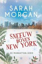 Veel liefs uit Manhattan 6 -   Sneeuw boven New York
