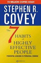 Boek cover 7 Habits Of Highly Effective People van Stephen R. Covey (Paperback)