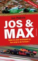 Boek cover Jos & Max van Ivo Pakvis