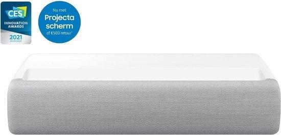 Samsung Beamer - LSP9T - Samsung the Premiere - Beamer - Samsung Projector - 4K Beamer - ultra short throw beamer