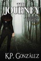 Boek cover The Journey van K P Gonzalez