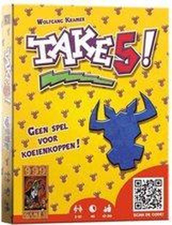 Afbeelding van het spel Take 5! - Kaartspel