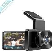 Nince Dashcam Voor Auto van Hoge Kwaliteit - Dashcam Full HD 1080P met 32GB Mini SD Voor en Achter