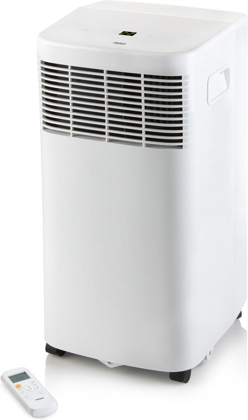 PRIMO PR577AC 3-in-1 Mobiele Airco - Ventilator - Luchtontvochtiger - 7000 BTU - Wit