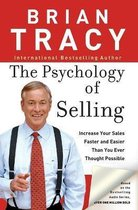 Boek cover The Psychology of Selling van Brian Tracy (Paperback)