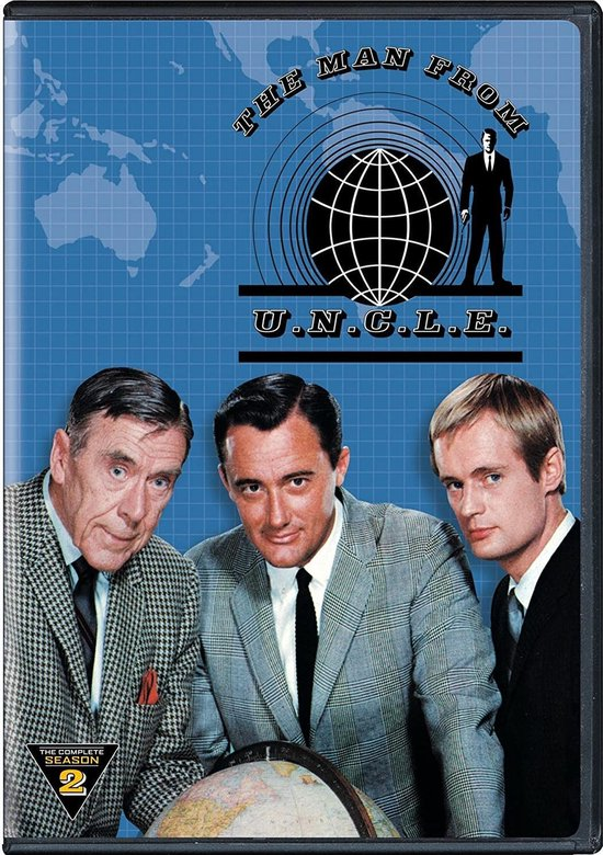 The Man From U.N.C.L.E. The Complete Second Season (TV) (1965-1966)