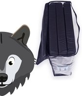 ABZ baby matras wolf - 60x120 cm