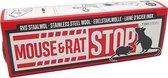 Muis & Rat STOP - RVS staalwol 200 gram - ongediertebestrijding / ongediertewering