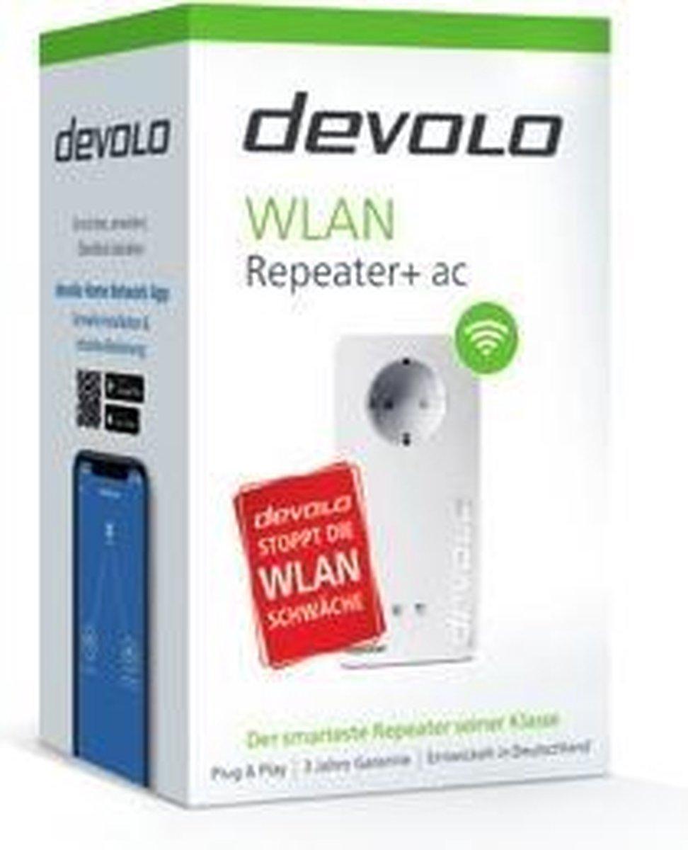 devolo WiFi Repeater+ac (EU)