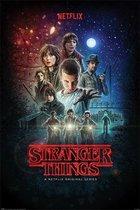 Stranger Things One Sheet Poster 61x91.5cm