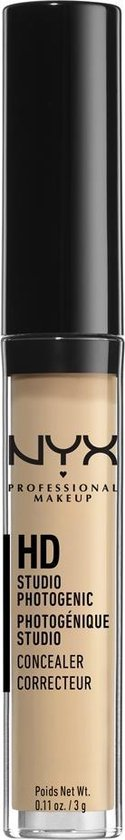 NYX Professional Makeup HD Photogenic Concealer Wand - Beige CW04 - Concealer - 3 gr