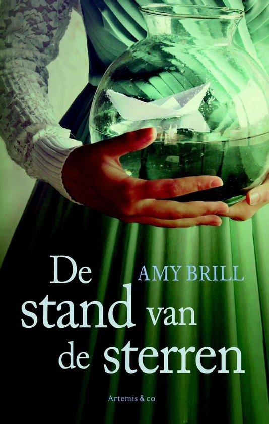 Boek cover De stand van de sterren van Amy Brill (Onbekend)