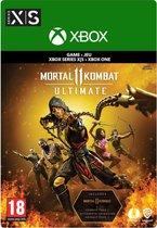 Mortal Kombat 11: Ultimate - Xbox Series X/Xbox One download