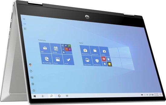 HP Pavilion x360 14-dw1701nd - 8 GB RAM, 256 GB SSD, 14 inch touchscreen