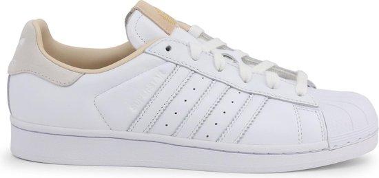 Adidas - Sportschoenen - Unisex - Superstar - white,tan