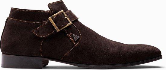 Paulo Bellini Boots Lazia Suede Brown