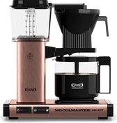 Filterkoffiemachine KBG Select, Copper – Moccamaster
