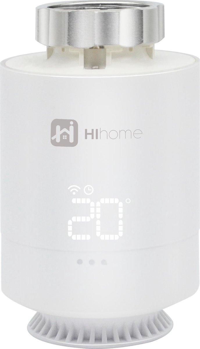 Hihome Slimme Radiatorknop (Zigbee)