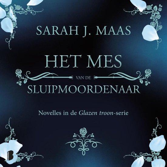 Boek cover Het mes van de sluipmoordenaar van Sarah J. Maas (Onbekend)